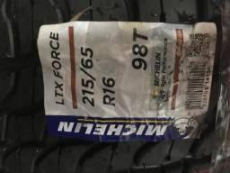 Pneu 215/65 R16 Ltx Force 98T Michelin Novo Renegade Duster Toro