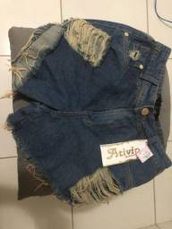 Vendo lote shorts jeans