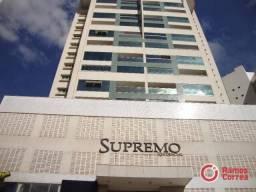 Ap 4 qtos + sala com mezanino + varanda gourmet + 3 vagas!!! Residencial Supremo - Águas C