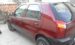 Fiat Palio EDX 98 - 1.0 - No gás - 1998