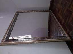 Espelho grande. Antigo. Peça Lindíssima e Sofisticada.
