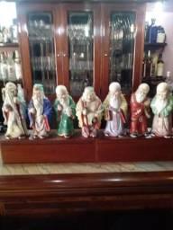Budas porcelana japoneses