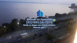Praia Ponta Negra (Cobertura Aruba): 05 suítes 06 VG modulados splits reformada