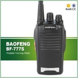 Lote 8 Radios Baofeng Comunicadores Walk Talk Baofeng 777-s Novos