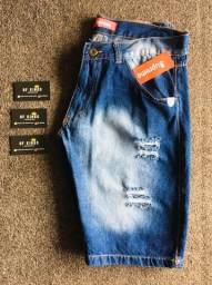 Bermudas Jeans e Brim Reserva , Calvin e outra marcas