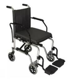 Cadeira de Rodas Transit CDS 40cm + Cadeira de banho Grátis