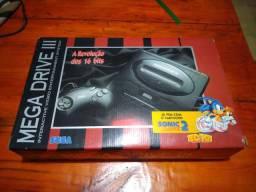 Mega Drive 3 Set Completo