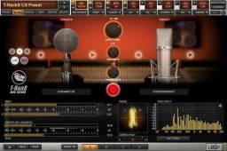 Progamas e plug-ins para home Studio produção musical profissional