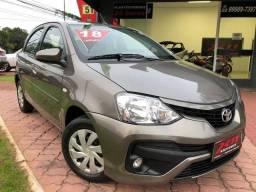 ETIOS 2018/2018 1.5 XS 16V FLEX 4P AUTOMÁTICO