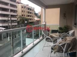 Apartamento com 4 quartos sendo 2 suítes no Centro de Teresópolis.