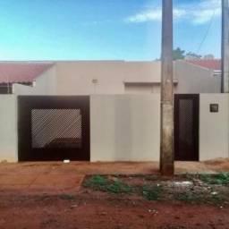 Casa para Venda em Três Lagoas, Vila Haro, 2 dormitórios, 1 banheiro, 1 vaga