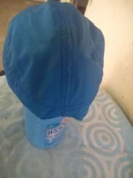 Boné Tactel  Adidas azul