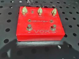 Vox DS-9 Satchurator Distorção Joe Satriani Signature