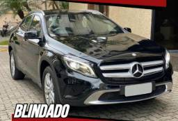 Mercedes Benz Gla Advanced 2016 Blindada