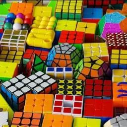 Cubo Mágico e Puzzles