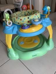 Vendo centro de atividades de bebê ( usado mas tudo funcionando)