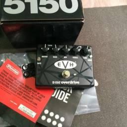 Pedal MXR overdrive signature Eddie Van 5150