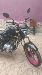Vendo essa moto fan 160 - 2016