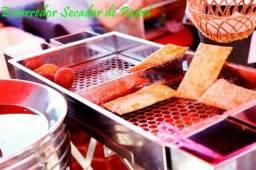 Bandeja Escorredor de pastéis Secador Pasteleiro