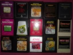 Atari Jogos originais comprar usado  Niterói