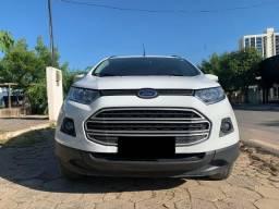 Ford EcoSport SE 1.6 16V Flex 5p Automatica Branca - 2017