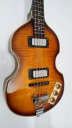 Viola Bass epiphone modelo Paul Mac Cartney