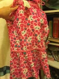 Vestido Puket menina