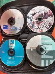 TROCA DE CD'S DOS ANOS 80 E OUTROS POR BICICLETA ARO26