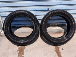 2 pneus aro 16 em bom estado
