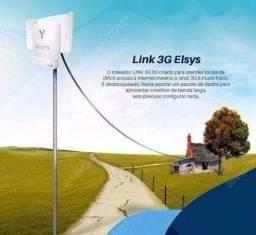 Link 3g elsys (modem 3g rural)