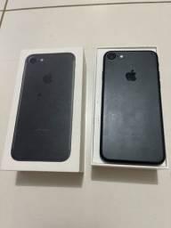 IPhone 7 32GB preto fosco (Passo cartão)