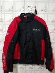 Jaqueta motoqueiro impermeável GG