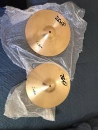 """Cymbal Zeus Custom """"13"""""""