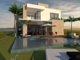 Casa com 6 dormitórios à venda, 520 m² - Residencial Aldeia do Vale-