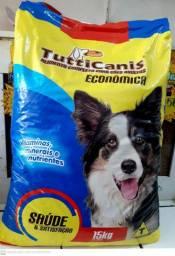 Ração para cão TUTTICANIS 15kg