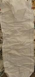 Big bags Novos e Seminovos. Sacos de ráfia Seminovos