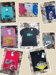 Camisas de algodão 30.1