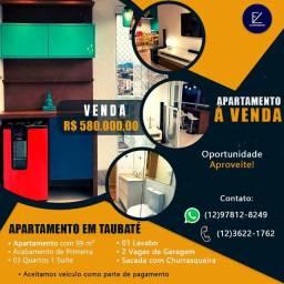Excelente Apartamento em Taubaté - Venha conferir!!!
