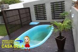 Linda residência com piscina! Corra