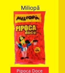 Pipoca Miliopã a melhor do Brasil