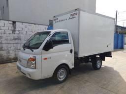 Caminhão Baú Hyundai HR 2012