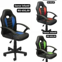 Cadeira Gamer Infantil