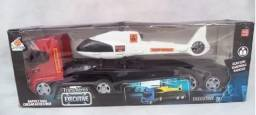 R$39,90 - Caminhão Transporte Aéreo Executive Orange Toys Brinquedos