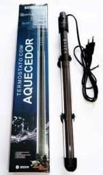 Termostato com aquecedor 300 W Ocean Tech