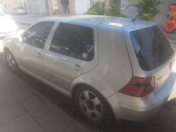 Vendo golf GTI turbo. 2001