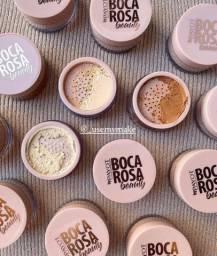 Pó translúcido Boca Rosa