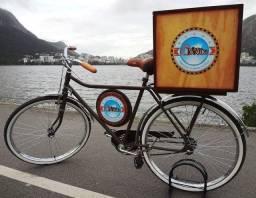 Food Bike Gourmet