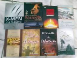 Livros de filosofia e cristão a partir de 10 reais