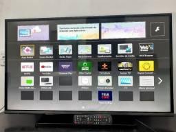 Título do anúncio: VENDO TV 42 SMART PANASONIC