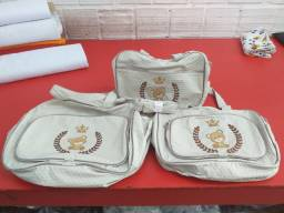 Conjunto de bolsas infantil novo nunca usado